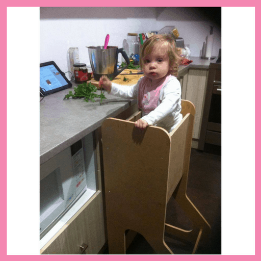 Toddler Cooking Time
