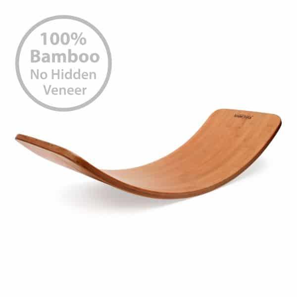 Kinderboard Bamboo Hubbymade