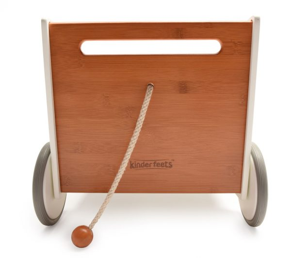 toy box walker white