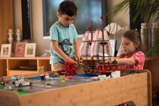 Bamboo-Lego-Table